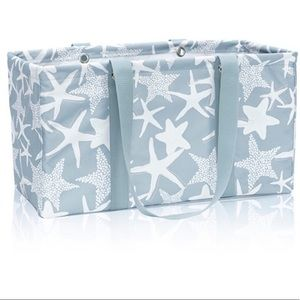 Thirty-One Large Utility Tote ⭐️ Starfish ⭐️